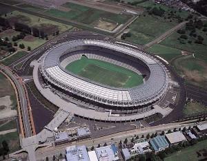 東京(味の素)スタジアム外観