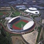 熊本県民総合運動公園陸上競技場  外観
