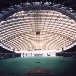 札幌コミュニティドーム内観