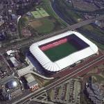 Sendai Stadium (Outer appearance)