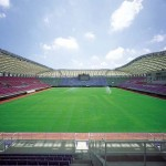 Sendai Stadium (Inside)