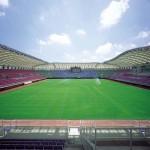 Sendai Stadium (Inside)