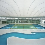 Dream Pool Kawachi (Indoor swimming pool in Kawachi Sports Park) (Inside)