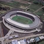 Tokyo Stadium (AJINOMOTO STADIUM) (Outer appearance)