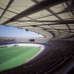 Tokyo Stadium (AJINOMOTO STADIUM) (Inside)