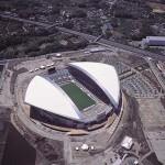 Saitama Stadium (Outer appearance)