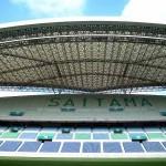 Saitama Stadium (Inside)