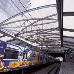 JR Universal City Station (Inside)