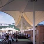 JAPAN FLORA 2000, Main Gate (Inside)