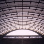 Akita Skydome (Inside)