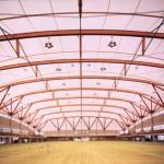 Kitakyushu Anoo Dome (Inside)