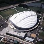 Komatsu Dome (Outer appearance)