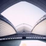 Komatsu Dome (Inside)