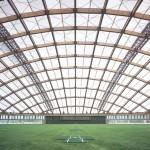 Konohana Dome (Inside)