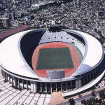 Nagai Athletic Stadium (Outer appearance)