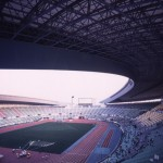 Nagai Athletic Stadium (Inside)
