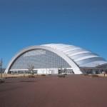 Okayama Dome (Outer appearance)