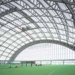 Okayama Dome (Inside)