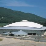 Ouda Fureai Interaction Dome (Outer appearance)