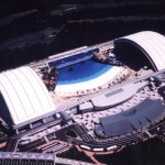 Phoenix Seagaia Resort, Ocean Dome (Outer appearance)