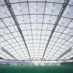 Kumagaya Dome in Kumagaya Sports & Culture Park (Inside)